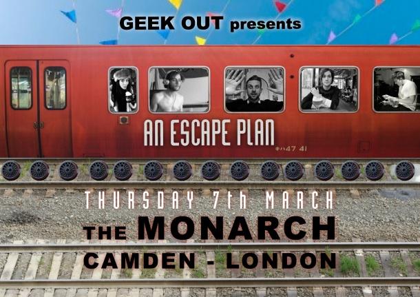 An Escape Plan Live!